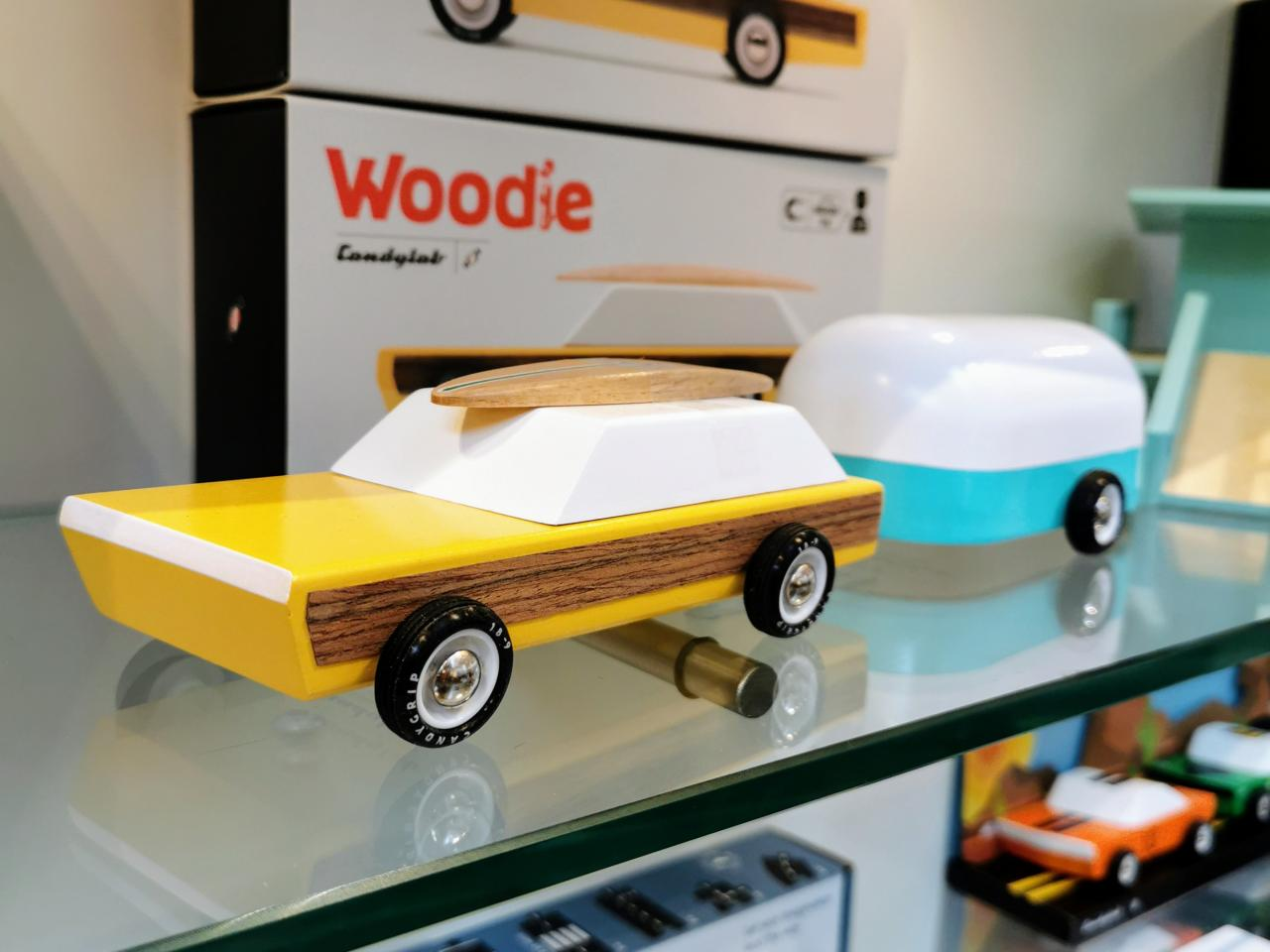 Candylab Woodie