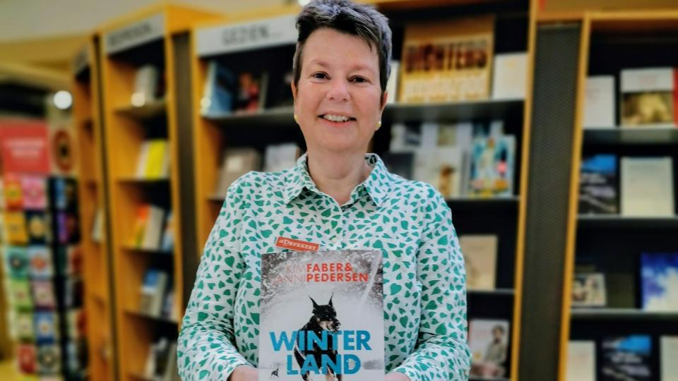 Boekentip Monique - Winterland