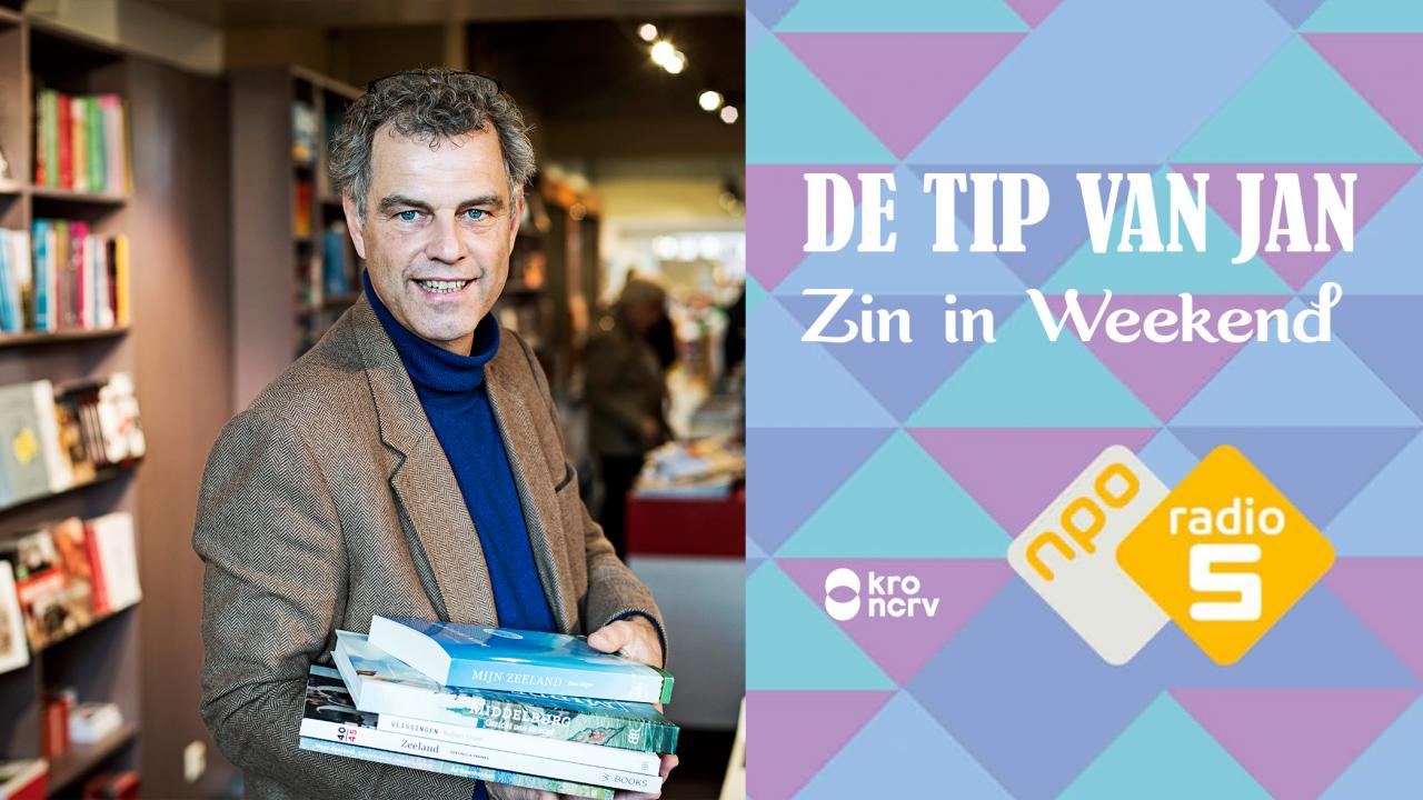 Boekentip Jan - de Drvkkery - Radio 5